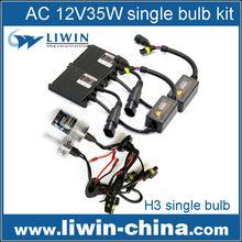 Top Selling AC DC 12V 24V 35W 55W 75W h4 12k xenon hid bulbs Atv SUV farm tractor