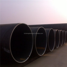Double random lengths beveled ends seamless dn400 steel pipe