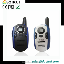 Walkie Talkie on sale for kids and gift QR-328 0.5 watt