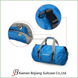large capacity handbag portable sport men's folding travel bags