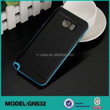 Brand new 2 in 1 TPU+PC case for Samsung galaxy Note 5 , for Samsung galaxy Note 5 back cover case