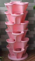 jinxiu hot sale pot colourful potted