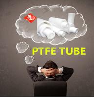 High quality ptfe tube pom tube