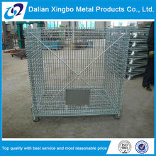 foldable galvanized cargo storage container for sale