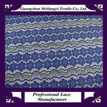 2015 grace double color designer saree korean lace