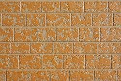 faux brick polyurethane panels/house siding
