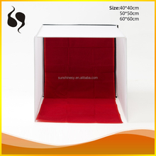 PHOTO STUDIO SOFT LIGHT TENT SHOOT CUBE