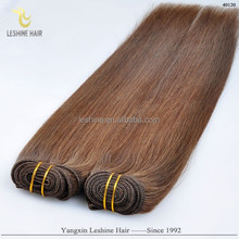 Most Popular First Selling Good Feedback Human Hair Weave No Shedding No Tangle honey brown hair weaves