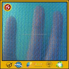 Raschel Warp Knitting Green Hail Net
