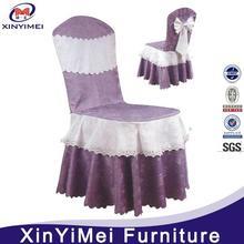 Colourful plain sequin chair cover chair sashe