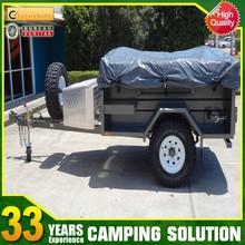 Used Heavy Duty ATV Kitchen Caravan