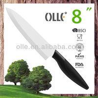 8'' Chongqing Olle Zirconia Kitchen Knife