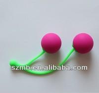 New design 100% Silicone Easy for insertion Tighten restore vaginal vagina smart ball