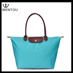 Wholesale fashion lady Large Blank tote bag