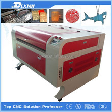 Big promotion price paper wood acrylic leather metal co2 laser cutting machine for sale
