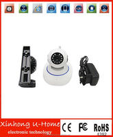 hd lens 720P battery powered wifi smart camera support alternate automatically for house hold