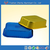 good quality convenient to package aluminum foil container for food