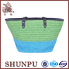 Hot selling ladies fashion straw bag