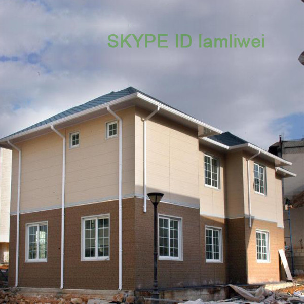 China cheaper luxury prefabricated houses prices low cost for Are prefab houses cheaper