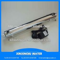 2015 Good Quality New 25W Stainless Steel UV Water Light Sterilizer
