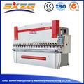 250ton CNC placa de metal hidráulica máquina de prensa del freno para 4000mm