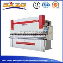 250ton CNC Hydraulic Metal Plate Press Brake Machine for 4000mm