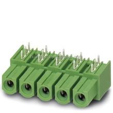 Made in china reverse power socket terminal block plug switch 180 degree