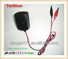 Hot sale 12volt 1.5a battery charger with CE UL SAA KC