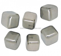 Stainless steel chiller cube