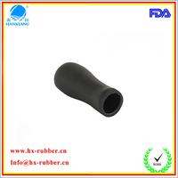 Dongguan factory customed-made good selling rubber foam handle grip