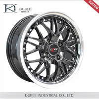 Made in China High Quality Many Design Car Alloy Wheels 17 Inch