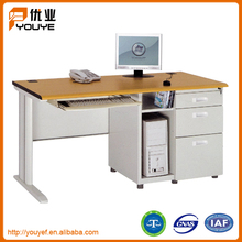 Simple style pc table for wholesales