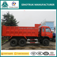 Low Price Dongfeng 30 Ton 10 Wheel Dump Truck for Sale