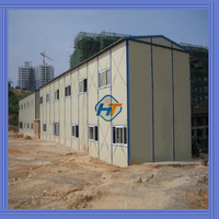 quick assemble prefabricated mobile home/prefab mobile house