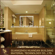 Infinity Bathroom LED wall mirror