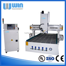 2015 Promotion! 4 Axis CNC Router Machine with Big Steel Tube