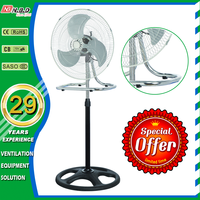 High Quality Multi Function Hot Sell Electric Stand Fan Stainless Steel