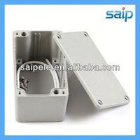 Hot sale waterproof aluminum box aluminum tool box with wheels