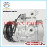 Aircon pump AC Compressor for Perodua Myvi 1.0 /1.3 2011-2015 2013 /Daihatsu Sirion