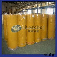 2015 hot sale adhesive jumbo rolls