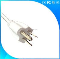 3 pin American UL power supply cord