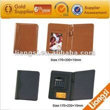 Guangzhou A5 Leather padfolio