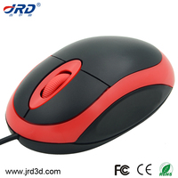 cheap factory 3d optical wired laser usb mouse / mice