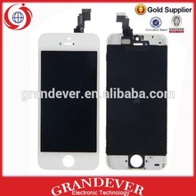 Mobile phone lcd for iphone 5s lcd screen,for iphone5s touch screen digitizer,lcd assembly for iphone 5s