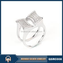 2015 novos produtos projeto antigo da china cz s925 anel de prata homens para a festa