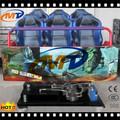cine Cine eléctrico movimiento 7D