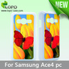 HOT sales! sublimation hard PC cellphone case for Samsung Galaxy Ace 4