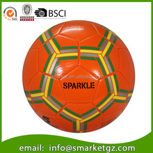 Promotional 1.3 to 3.3 mm PVC sports ball