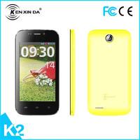 Alibaba Wholesale Original Brand KENXINDA 4.0-Inch 5MP Camera 4GB ROM Android Smart Phone