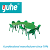 European standard nice and cheap children table and chairs